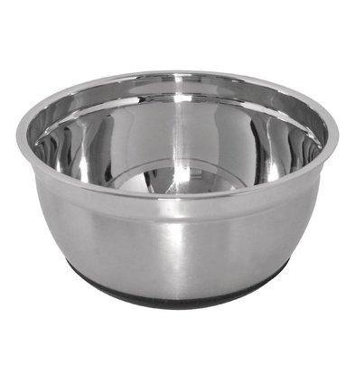 CHRselect Bassine Inox - Fond Silicone - Disponibles en 3 Tailles