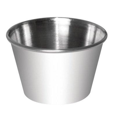 CHRselect Pot à Sauce Inox - Par 12 Pièces - Disponibles en 4 Tailles
