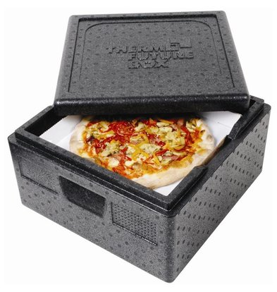 Thermo Future Box Thermobox PP |  Pour Pizza 350mm | 32 Litres | 410x410x330(h)mm