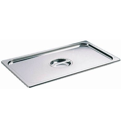 Bourgeat Couvercle Bourgeat GN 1/9 Inox