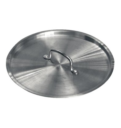CHRselect Couvercle Haut Pour Marmite - Aluminium - Ø440mm