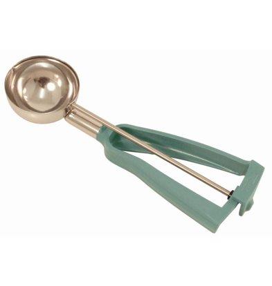 Bonzer Cuillère à Glace Litegrip - Bonzer - Vert Inox - Taille 12 - 84ml