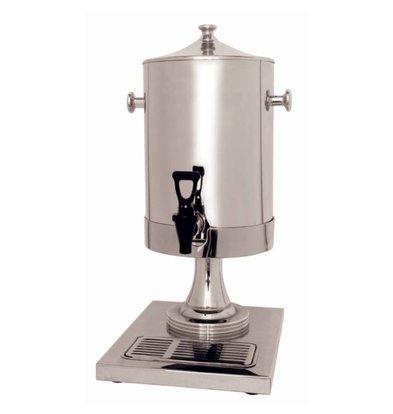CHRselect Distributeur à Lait INOX | 6,5 Litres | 550(h)mm