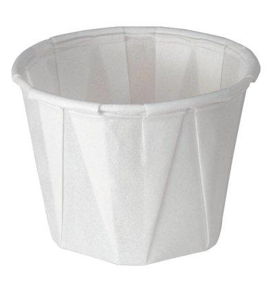 CHRselect Pot à Sauce Jetable - Papier Sulfurisé - 28ml - 250 Pièces