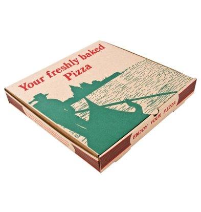CHRselect Boîtes à Pizza - 355mm - 50 Pièces