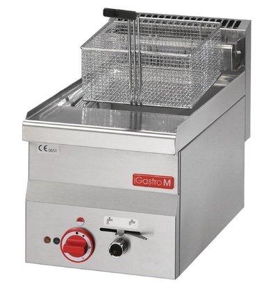 Gastro M Friteuse Électrique | 10 Litres | 7,5kW/400V | 300x600x280(h)mm