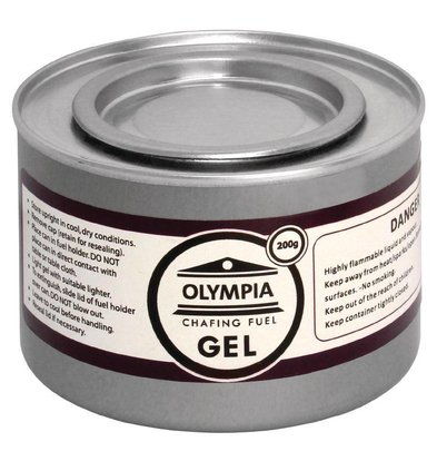 CHRselect Gel Combustile - Olympia - 12 Capsules De 200g