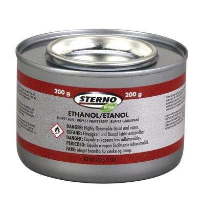 Sterno Gel Combustile Sterno 200g - 2 Heures - 144 Pièces