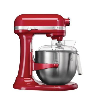 KitchenAid Mixeur Professionnel KitchenAid K5 - Rouge - 6,9 Litres
