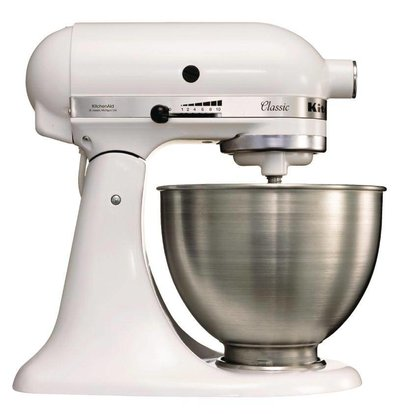 KitchenAid KitchenAid K45 Batteur - Blanc - 4,3 Litres