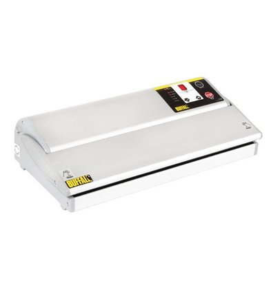 Buffalo Machine à Emballer Sous-Vide - Petite - Modèle De Table - Sacs De 300mm De Large