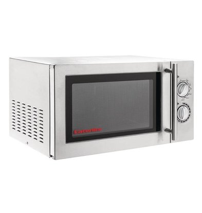 Caterlite Micro-Ondes  avec Grill Inox | Manuel | 900W | 483x39)x281(h)mm