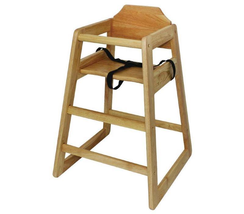 Chrselect chaise haute pour enfant h tre 510 l x510 p x750 h mm - Chaise haute pour enfant ...