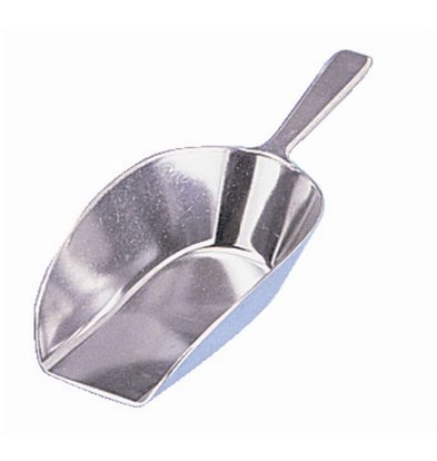 CHRselect Pelle à Farine Aluminium - 180mm/130ml