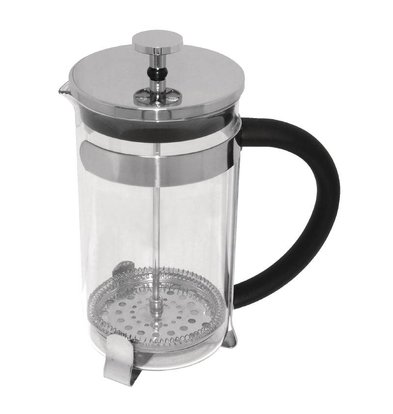 CHRselect Cafetière Inox - Olympia - Capacité 1500ml / 12 Tasses