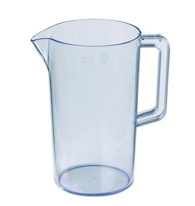 CHRselect Cruche à Bière En Plastique - 2300ml - Ø135x235(h)mm