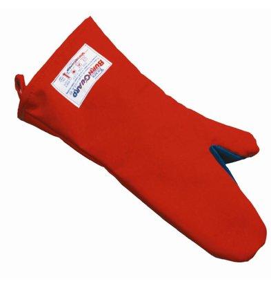 Burnguard Gant De Four Burnguard - Polyester/Coton - Disponibles en 2 Tailles - Par Pièce