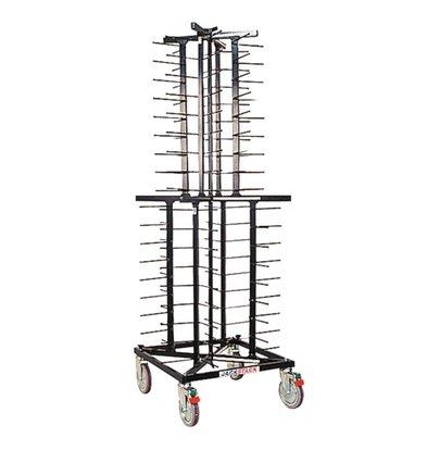 Jackstack Porte-Assiettes Déplaçable - 72 Assiettes - 600x600x1790(h)mm
