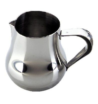 CHRselect Pot à Lait Marocain | Inox | 280ml
