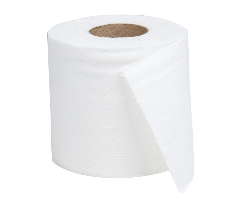 jantex rouleaux papier toilette 2 plis 200 feuilles jantex lot de 36. Black Bedroom Furniture Sets. Home Design Ideas