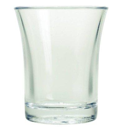 CHRselect Verre à Liqueur - Polystyrène - 25ml - 100 Pièces