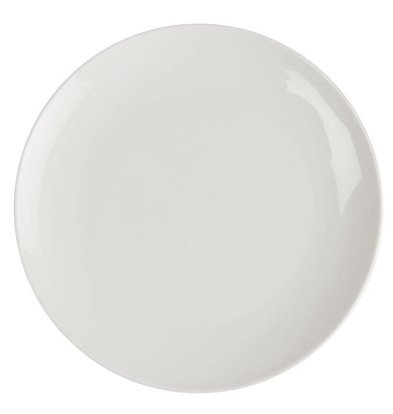 Lumina Assiette Creuse Ronde Lumina - Porcelaine Fine - Ø152mm - 6 Pièces