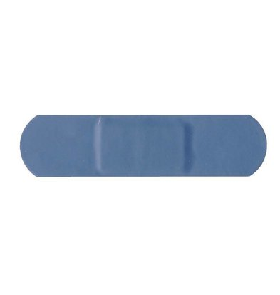 CHRselect Sparadraps Standard Bleus - Imperméable - 100 Pièces