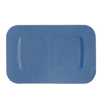 CHRselect Sparadraps Amovible Bleus - Imperméable - 50 Pièces