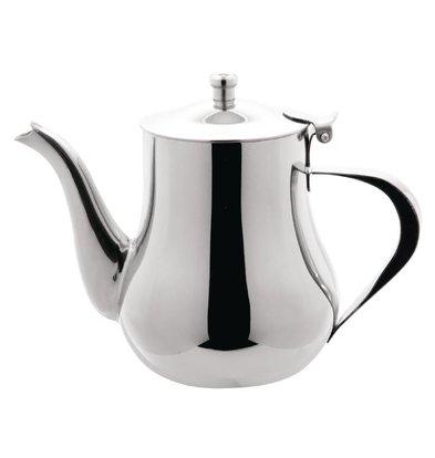 CHRselect Pot à Thé Arabe Inox - Disponible en 6 Tailles