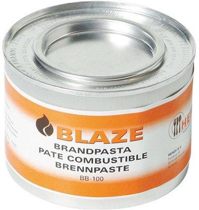 Hendi Pâte Combustible Blaze - Pour 2 Heures - Set de 12 Unités