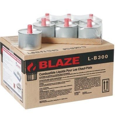Hendi Combustible Liquide Blaze - Set de 6 Boîtes - 198g
