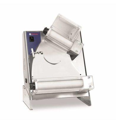 Hendi Façonneuse Électrique Inox - 140-300mm