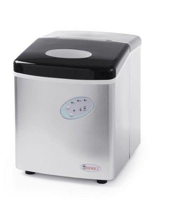 Hendi Machine à Glaçons ABS | Kitchen Line | 130W | 12kg/24h | 320x367x378(h)mm