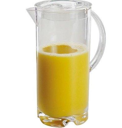 Hendi Pichet à Jus de Fruit - Plastique - 2000ml - Ø120x250(h)mm