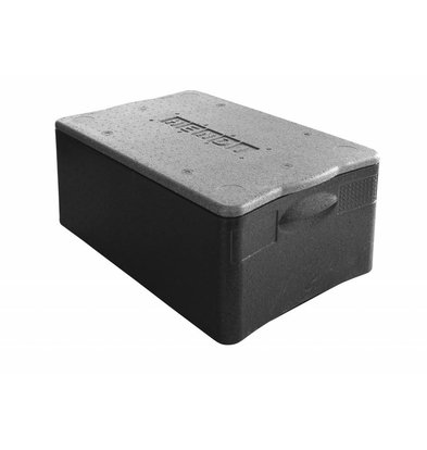 Hendi Thermobox PP | GN1/1 | 40 Litres | 600x400x285(h)mm