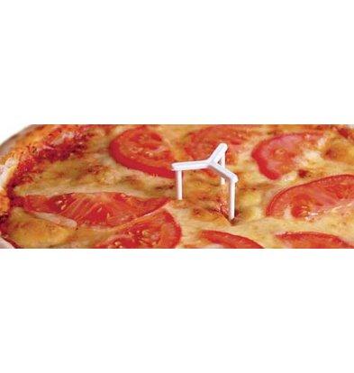 Hendi Séparateurs Pour Pizzas - Polypropylène - 500 Pièces