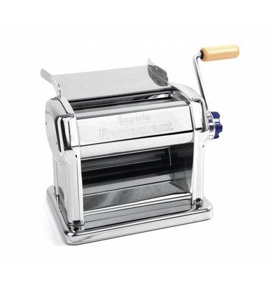 Hendi Machine à Pâtes Manuel | Profi Line | Épaisseur 0,5 à 5mm | 325x220x275(h)mm