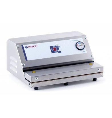 Hendi Machine Sous-Vide Externe - Profi Line - 250W - Barre de Soudure 350mm - 370x280x170(h)mm