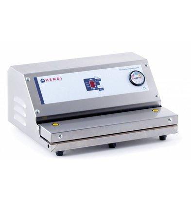 Hendi Machine Sous-Vide Externe - Profi Line - 250W - 370x280x170(h)mm