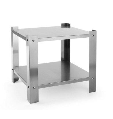 Hendi Support Pour Réchaud Inox - 425x425x400(h)mm