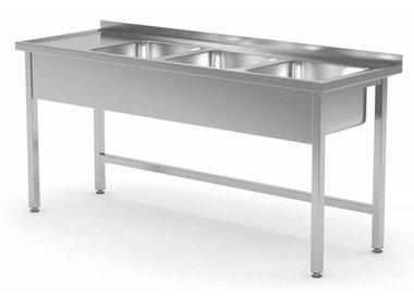 Tables de Prélavages INOX