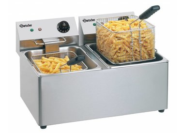 Friteuses Électriques - Modèle De Table