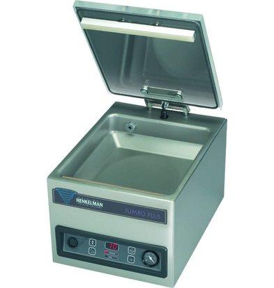Henkelman Machine Sous Vide Jumbo Plus | Henkelman | 008m3 / 15-35 sec | 450x330x(h)295mm