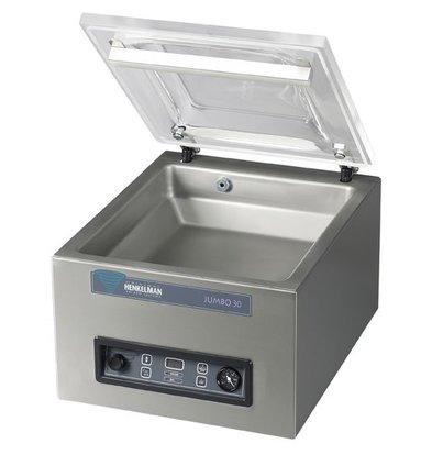 Henkelman Machine Sous Vide Jumbo 30 | Henkelman | 008m3 / 20-40 sec | 525x450x(h)370mm