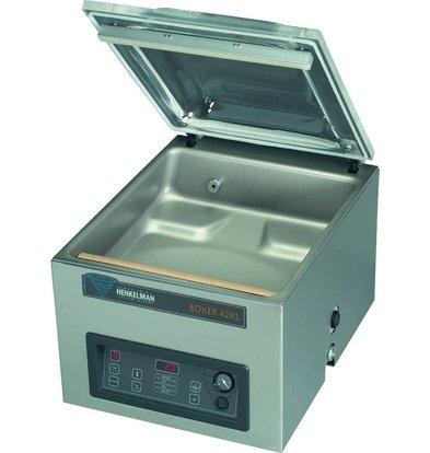 Henkelman Machine Sous Vide Boxer 42 XL | Henkelman | 021m3 / 20-40 sec | 610x480x(h)470mm