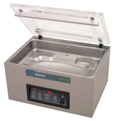 Henkelman Machine Sous Vide Boxer 62 - Barre Sous Vide XL 62cm | Henkelman | 021m3 / 20-40 sec |700x530x(h)440mm