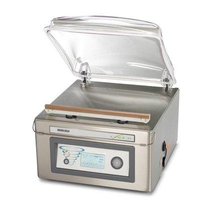 Henkelman LYNX 42 | Machine Sous Vide Henkelman | 016m3 / 15-30 sec | 534x480x(h)396mm