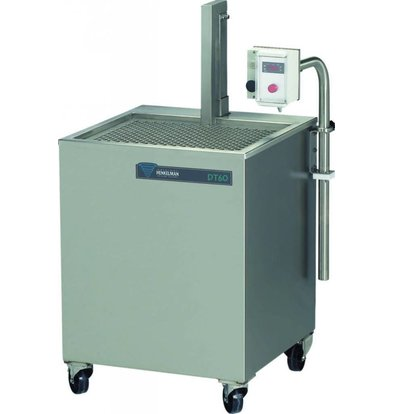 Henkelman Machine Sous Vide Diptank DT60 | Henkelman | 9000m3 / 3-5 sec |740x770x(h)1055mm