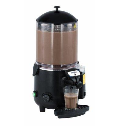Casselin Chocolatière en ABS Noire | 10 Litres | 1006W | 410x280x580(h)mm