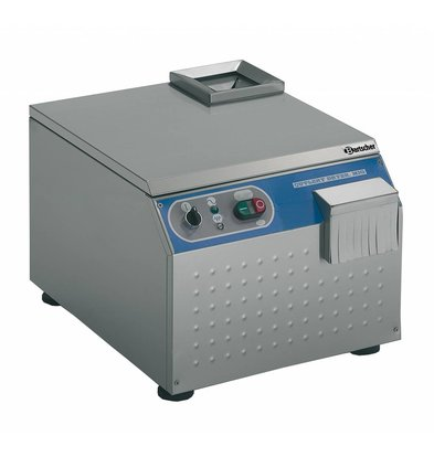 Bartscher Polisseuse Couverts Inox - 500W - 450x590x400(h)mm